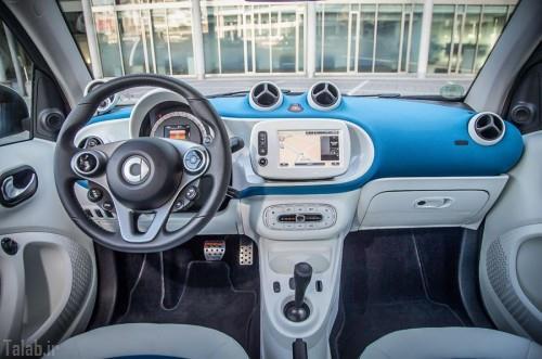 معرفی مشخصات خودروی فورتو Twinamic + عکس