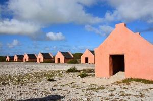 تصاویر دیدنی از یک جزیره برده داری