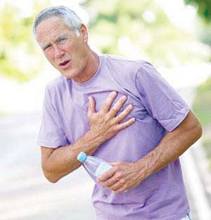 علت درد قفسه سینه چیست ؟