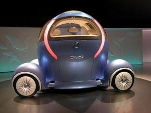 خودروی جدید شرکت نیسان برای بانوان