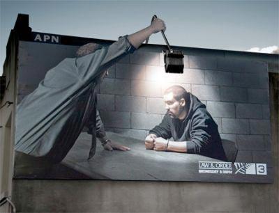 عکس های دیدنی از تبلیغات خلاقانه و باحال