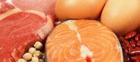 نشانه های کمبود پروتئین در بدن انسان