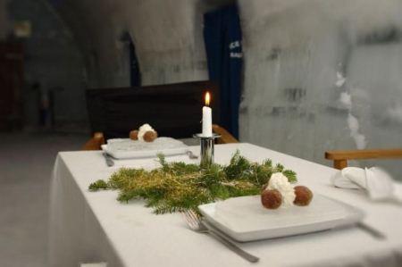 عکس های هتل یخی بی نظیر در رومانی