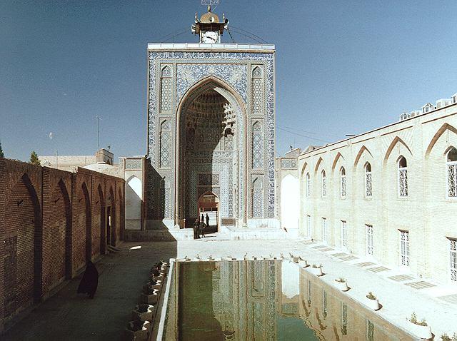 مکان های گردشگری و دیدنی کرمان (عکس)