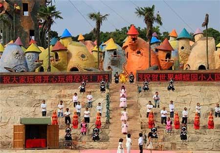 عکس هایی از جذاب ترین پارک های تفریحی دنیا