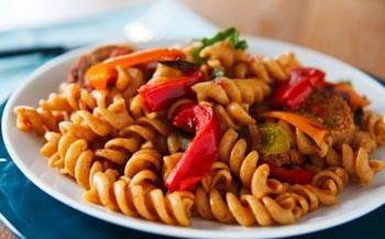 ماکارونی؛ غذای رژیمی