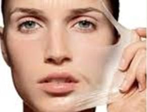 لایه برداری از پوست