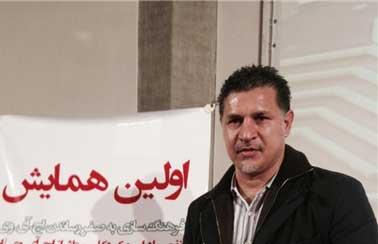 علی دایی سفیر فرهنگ سازی مبارزه با ایدز شد (عکس)