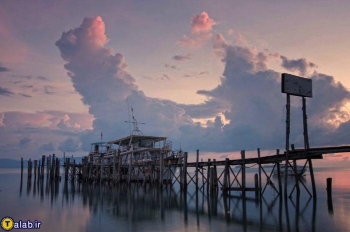 تصاویری از چشم اندازهای زیبا و رویایی از تایلند !