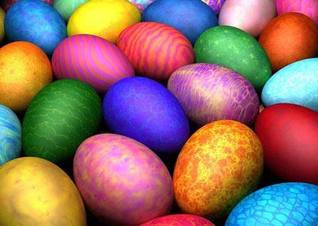 مدل های تزیین تخم مرغ هفت سین (5)