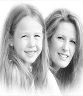 معمای سن دختر و مادر