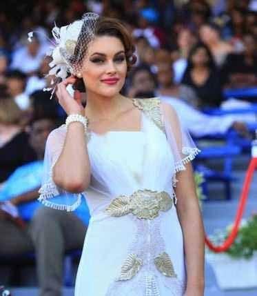 زیباترین دختر آفریقای جنوبی در سال 2021