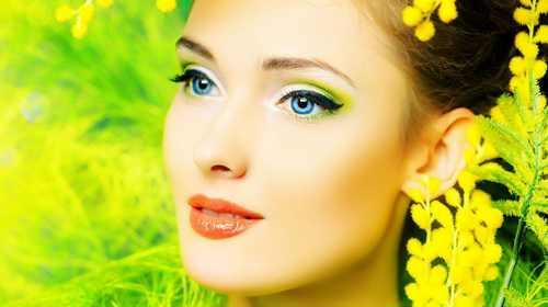 مدل های جدید آرایش چهره