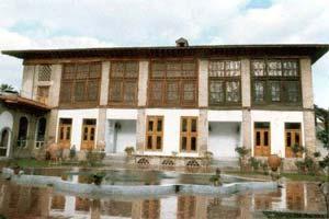 منحصر بفردترین عمارت در شهر ساری (عکس)