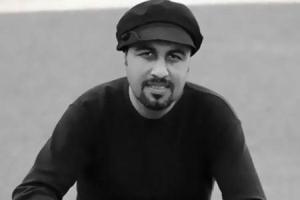 جنجال تماس بدنی رضا عطاران با همسرش در فیلم