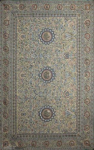 گران ترین فرش تاریخ را ببینید (عکس)