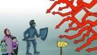 کاریکاتور های جالب و مفهومی عید نوروز