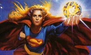 انتشار اولین عکس از فیلم جالب سوپرگرل