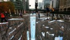 تصاویر دیدنی از نقاشی های 3 بعدی خیابانی