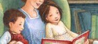 تاثیر قصه گفتن به تكامل مغز نوزاد