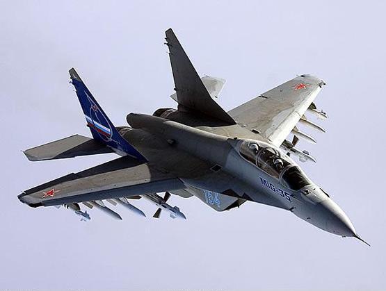 هواپیمای جنگنده سوخو 35