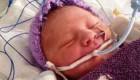 این نوزاد بعد از مرگ دوباره زنده شد (+ عکس)
