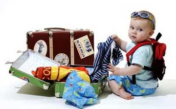 توصیه هایی مفید برای مسافرت با کوچولوها