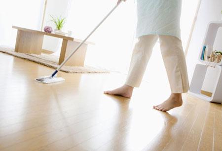 نحوه تمیز و مرتب کردن اتاق نشیمن