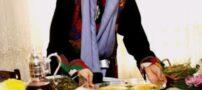 دعوت به شام در منزل مریم سلطانی بازیگر + عکس
