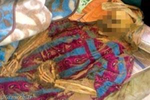 دخترانی که 8 ماه از مرگ مادرشان بی خبر ماندن !+ عکس