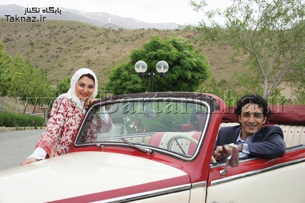 مصاحبه با لاله اسکندری و همسرش ۲ روز بعد از ازدواج + تصاویر دیدنی