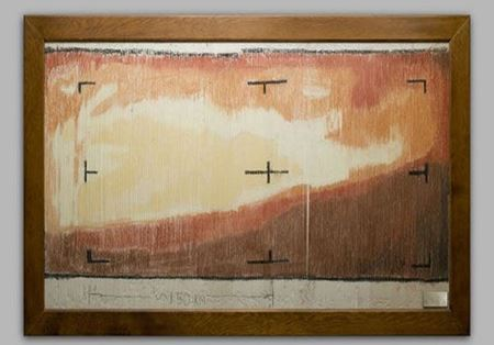 نقاشی عجیب نخستین تصویر مریخ (+ عکس )
