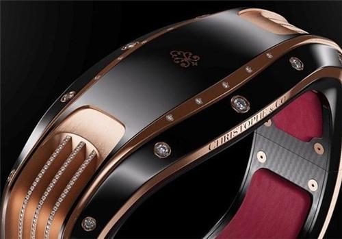 گرانترین دستبند هوشمند از جنس طلا