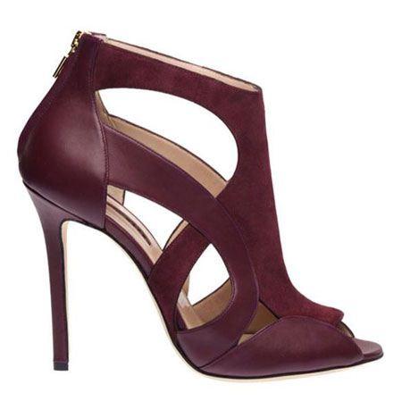 مدل کفش های شیک زنانه به رنگ سال 2015