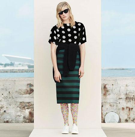مدل لباسهای منگو Mango برای بهار و تابستان 2015