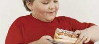 روش های جلوگیری از چاقی کودک