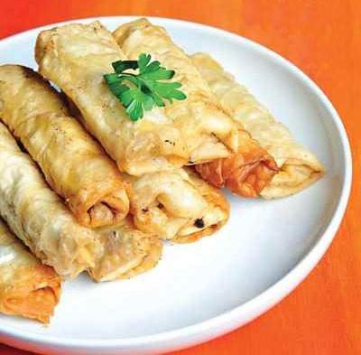 طرز تهیه بورقی ترکی خوشمزه