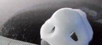 ساختن بینی چاپی برای جلوگیری از عمل زیبایی