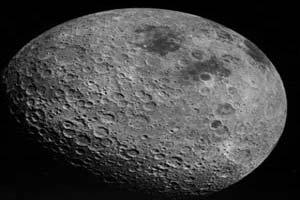 حل معمای 55 ساله ماه توسط دانشمندان