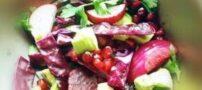 طرز تهیه سالاد قرمز مناسب برای بدن و پوست