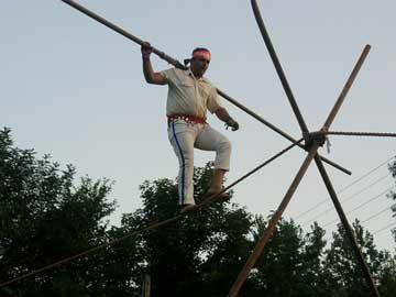 آشنایی با لافند بازی از نمایش های سنتی گیلان