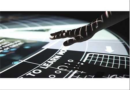 طراحی میز هوشمند با قطر 3 متر + تصاویر