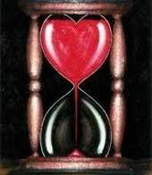 معمای ساعت شنی