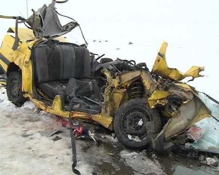 تصادف خونین در جاده مشکین شهر (18+)