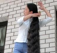 بلندترین موی دنیا