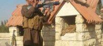 کم سن ترین نیروی داعش !+ عکس