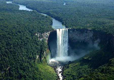 نمایی دیدنی از زیباترین آبشارهای جهان (+عکس)