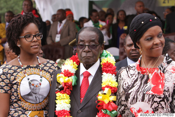 مراسم جشن تولد میلیون دلاری پیرترین رهبر جهان + تصاویر
