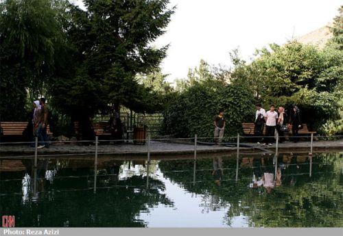 بوستان جمشیدیه در تهران + تصاویر