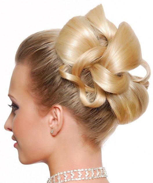 زیباترین مدل موهای عروس